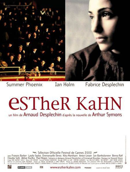 affiche du film Esther Kahn