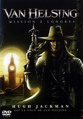 affiche du film Van Helsing, mission à Londres