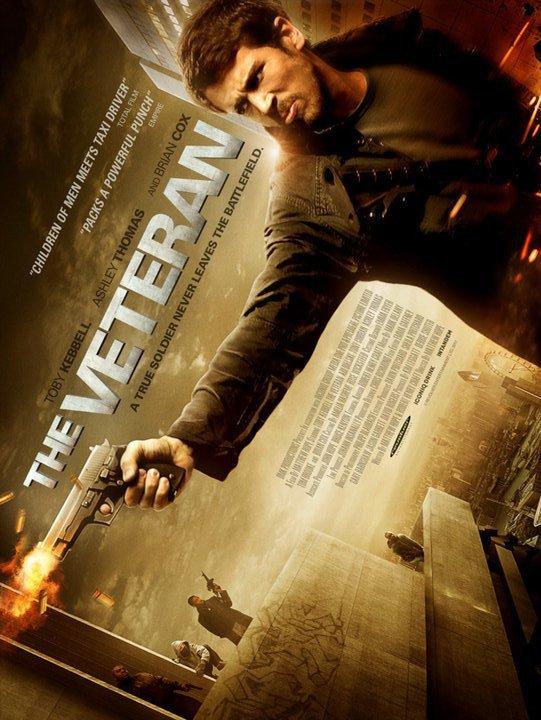 affiche du film The Veteran
