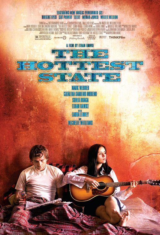 affiche du film The Hottest State