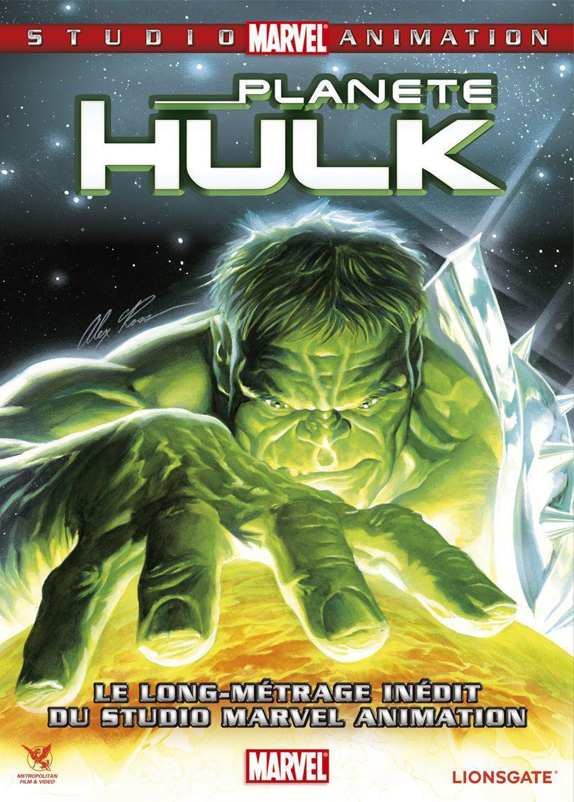 affiche du film Planète Hulk
