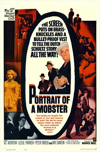 affiche du film Portrait of a Mobster