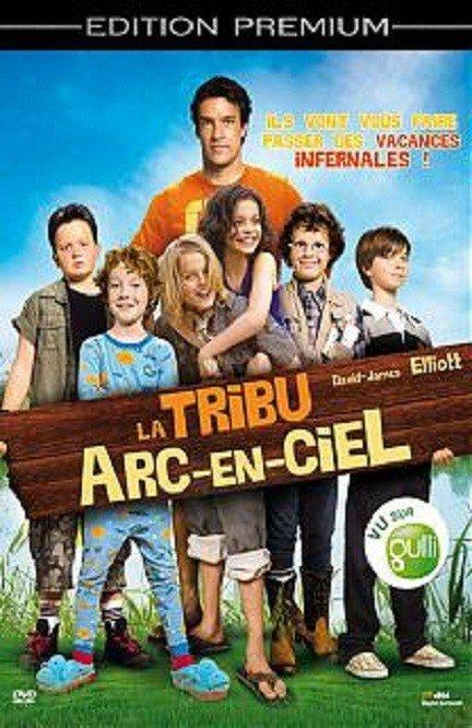 affiche du film La tribu arc-en-ciel