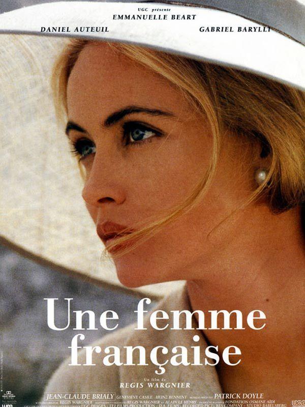 affiche du film Une femme française