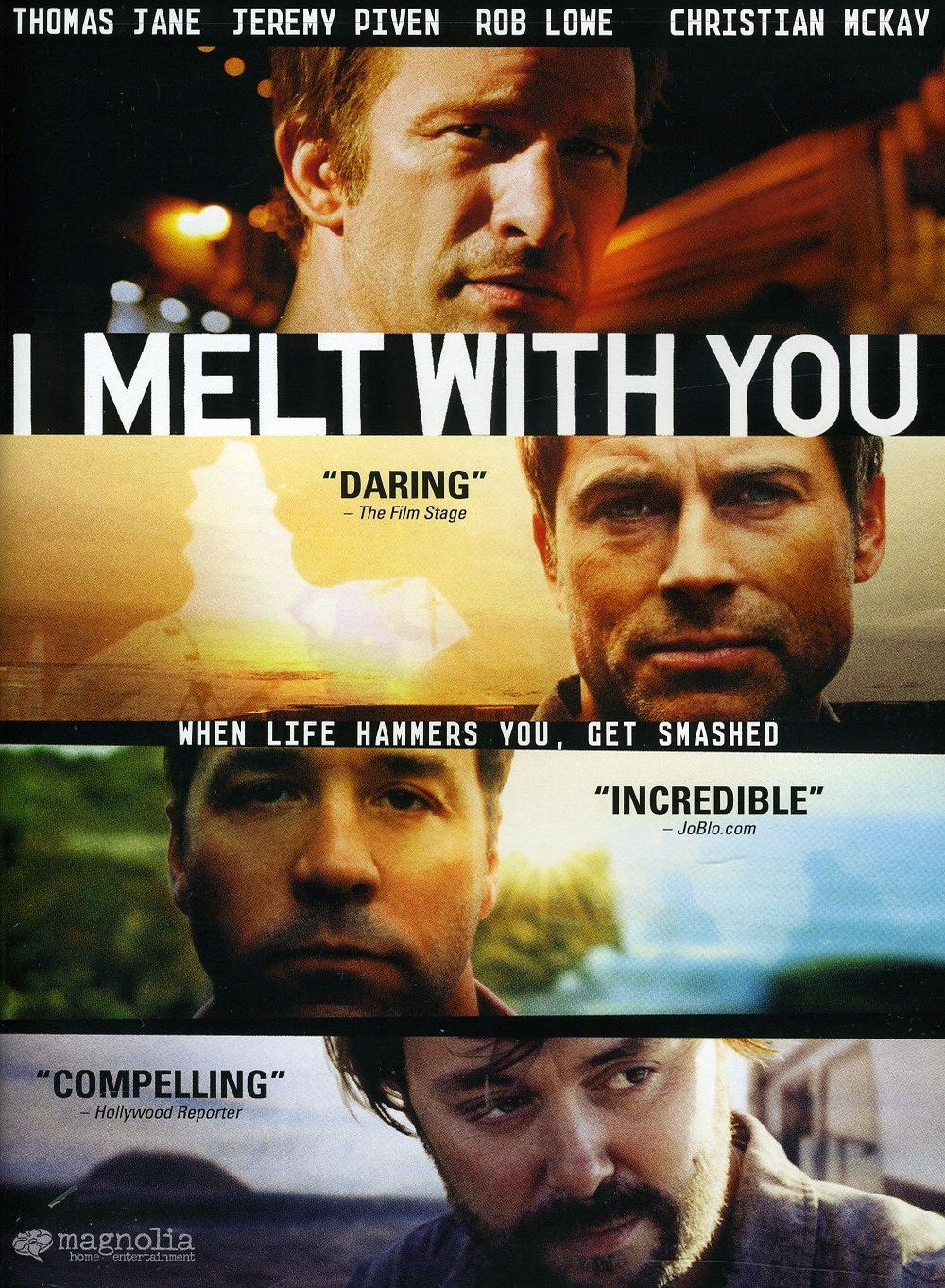 affiche du film I Melt with you