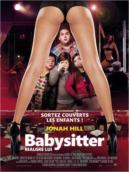 affiche du film Baby-sitter malgré lui