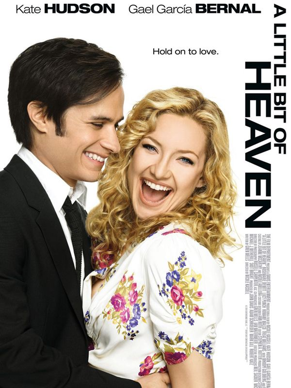 affiche du film A Little Bit of Heaven