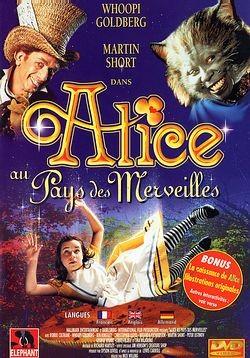 affiche du film Alice au pays des merveilles (1999) (TV)