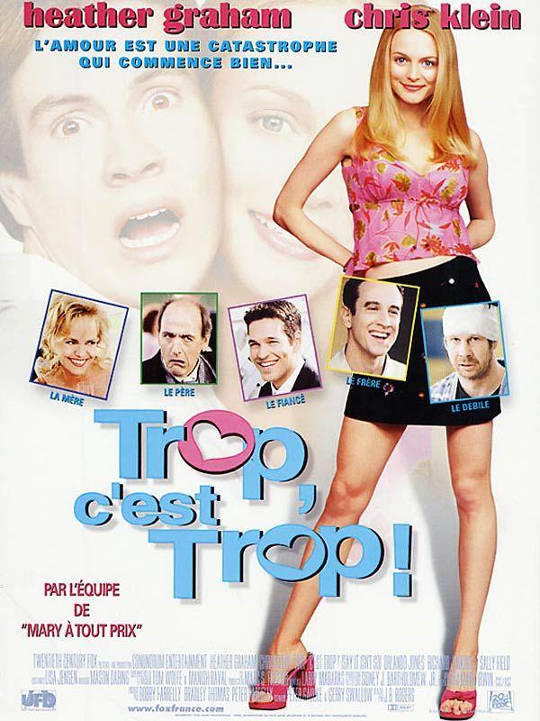 affiche du film Trop, c'est trop