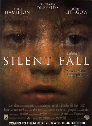 affiche du film Silent Fall