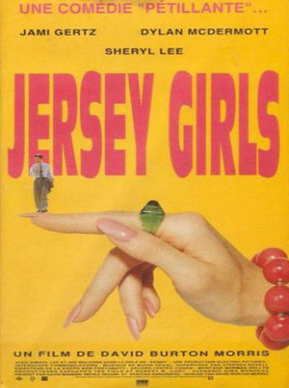affiche du film Jersey girls