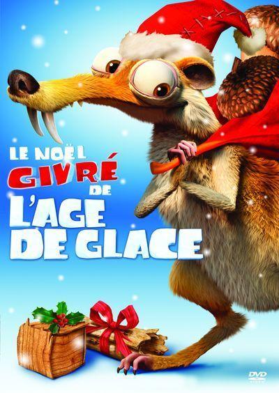 affiche du film L'âge de glace fête Noël (TV)