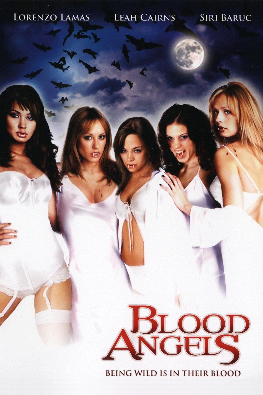 affiche du film Anges de sang