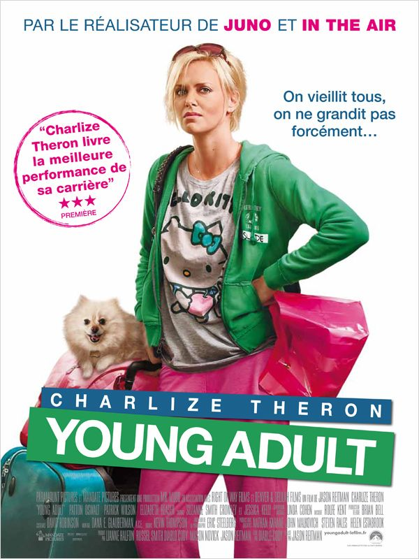 affiche du film Young Adult