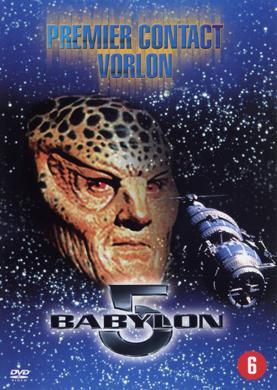 affiche du film Babylon 5 : Premier contact Vorlon (TV)