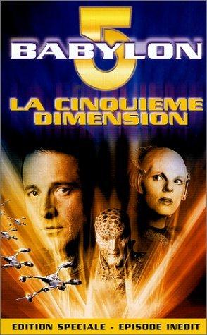 affiche du film Babylon 5 : La cinquième dimension (TV)