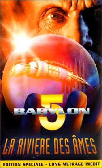 affiche du film Babylon 5 : La rivière des âmes (TV)