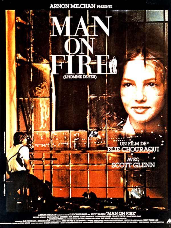 affiche du film Man on Fire (1987)
