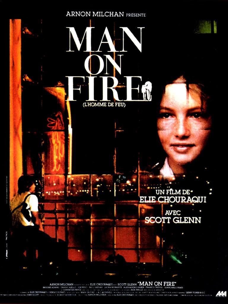 affiche du film L'homme de feu