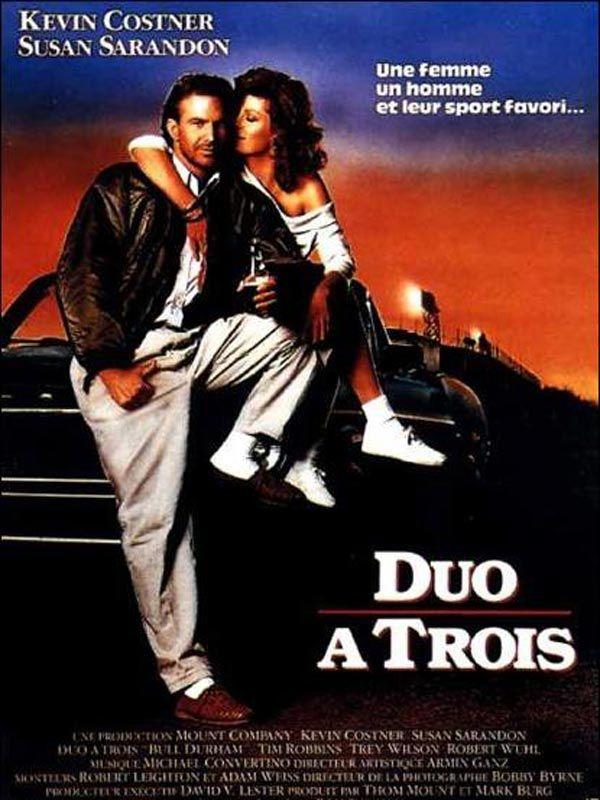 affiche du film Duo à trois