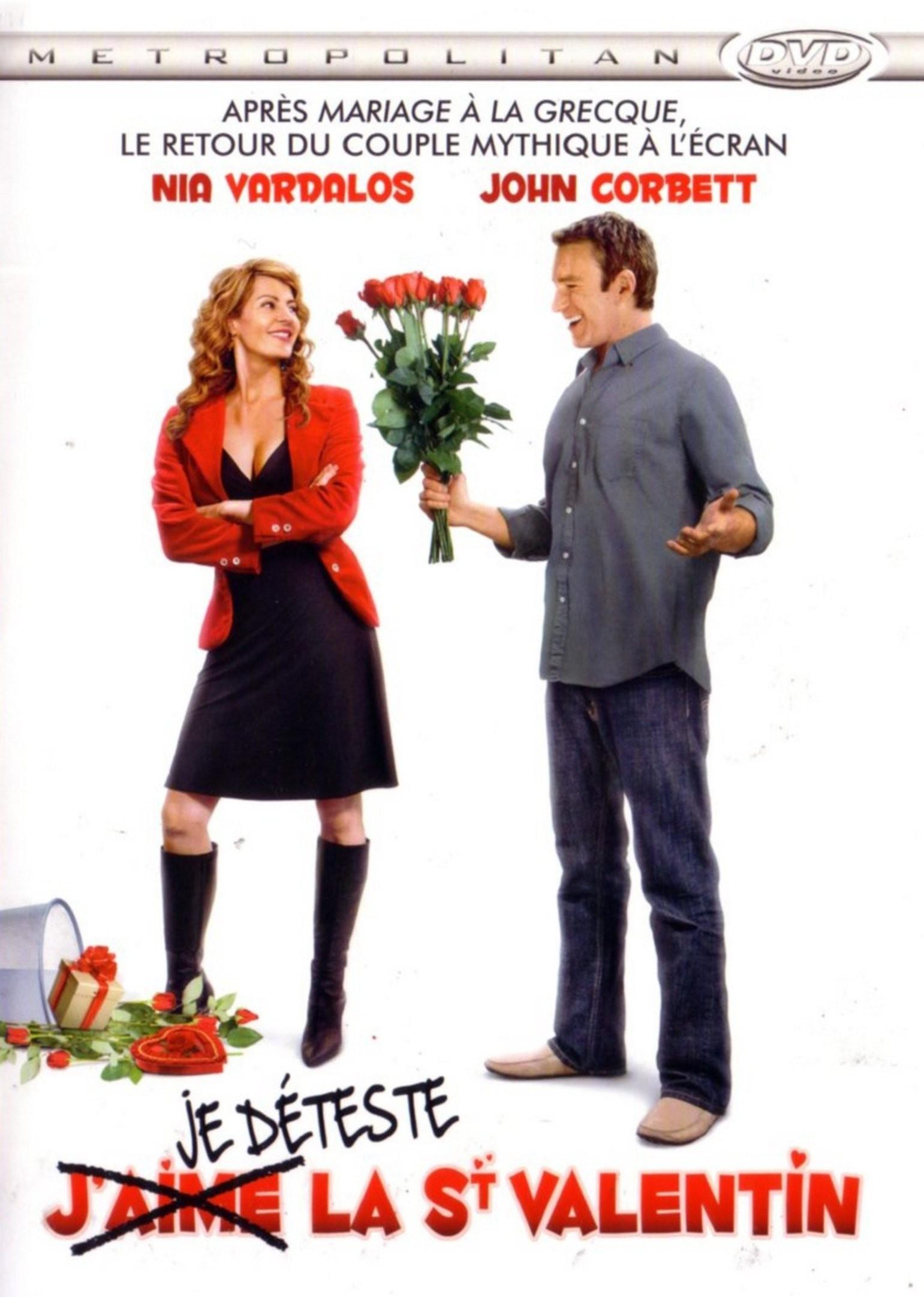affiche du film Je déteste la St-Valentin