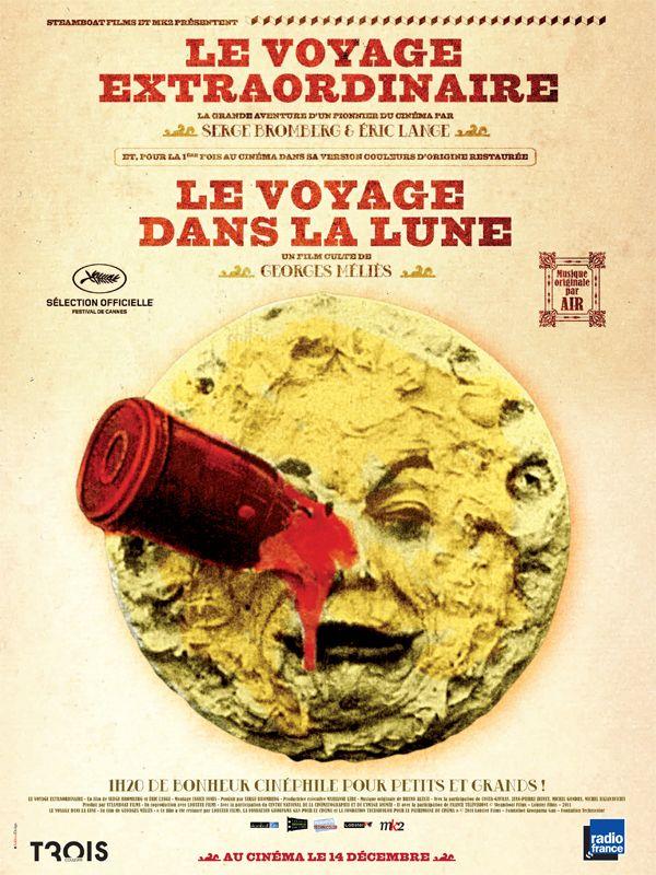 affiche du film Le Voyage extraordinaire