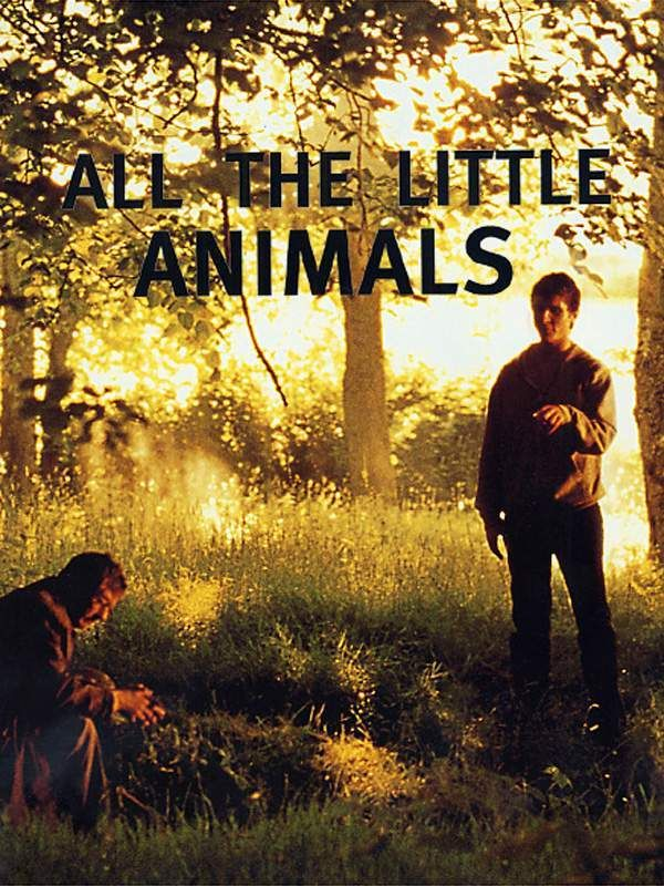affiche du film All the Little Animals