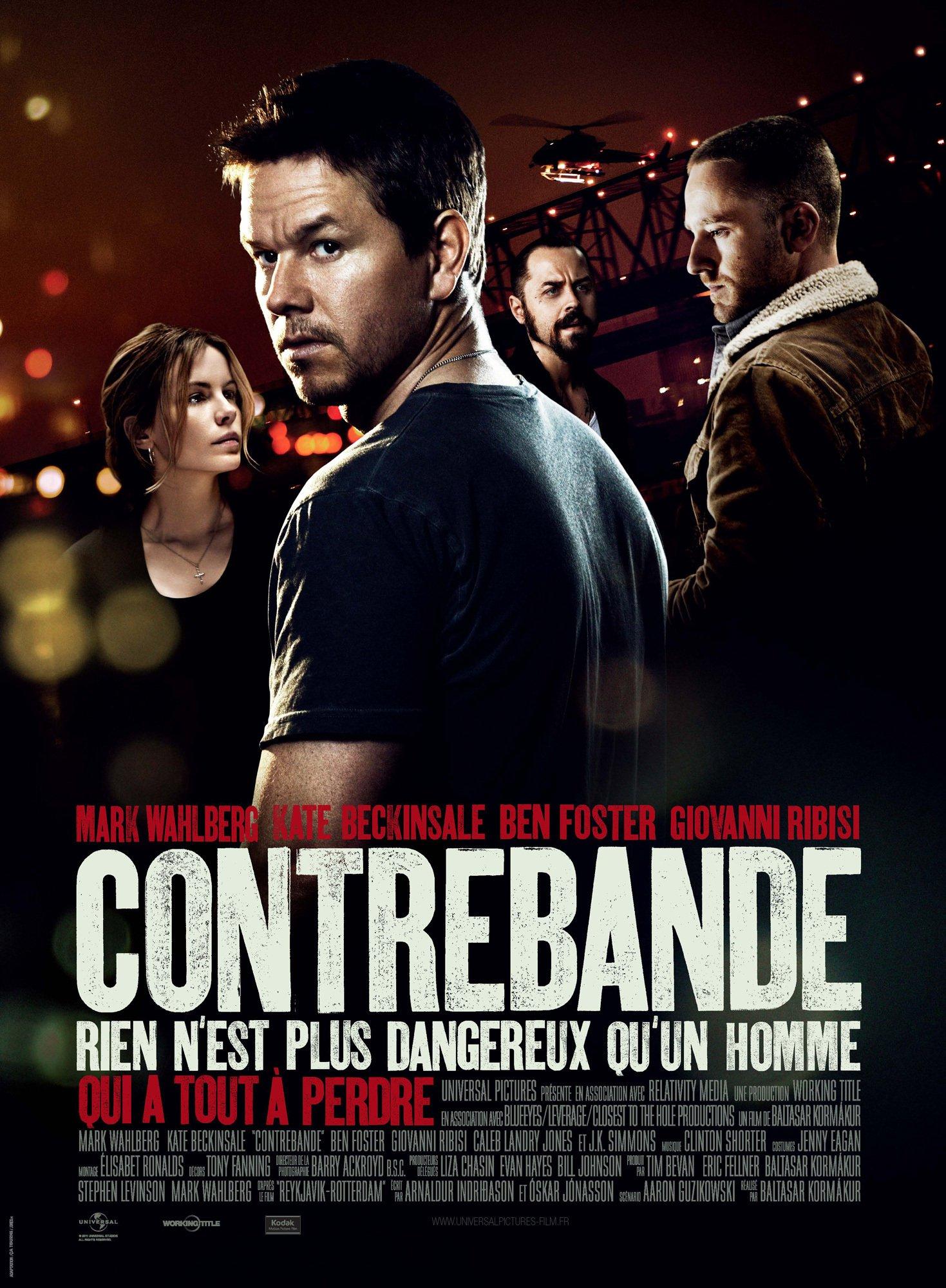 affiche du film Contrebande