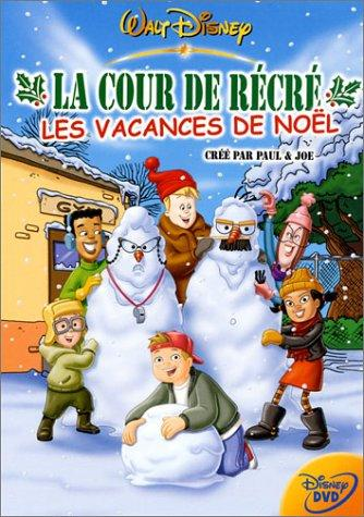 affiche du film La Cour de récré: Les Vacances de Noël