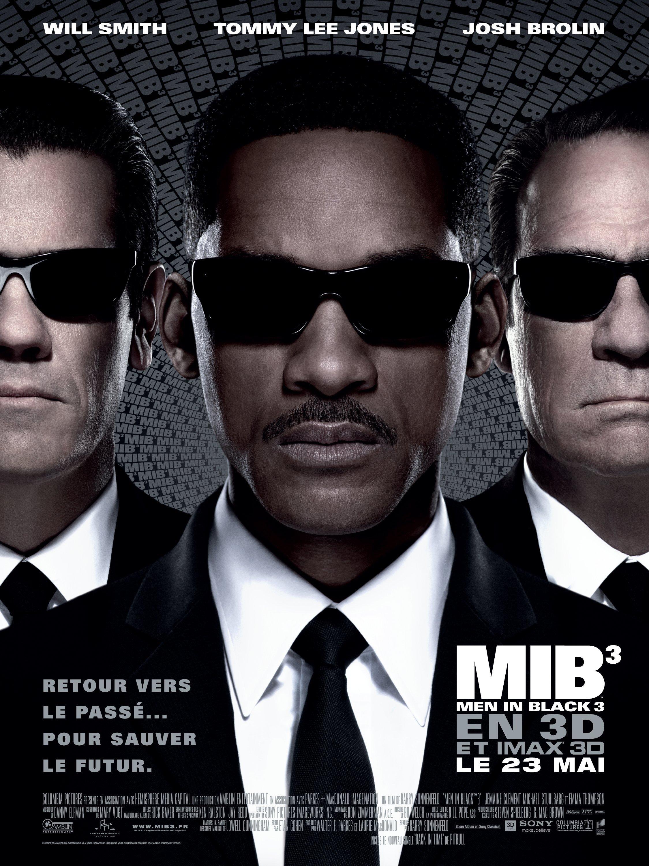 affiche du film Men in Black 3