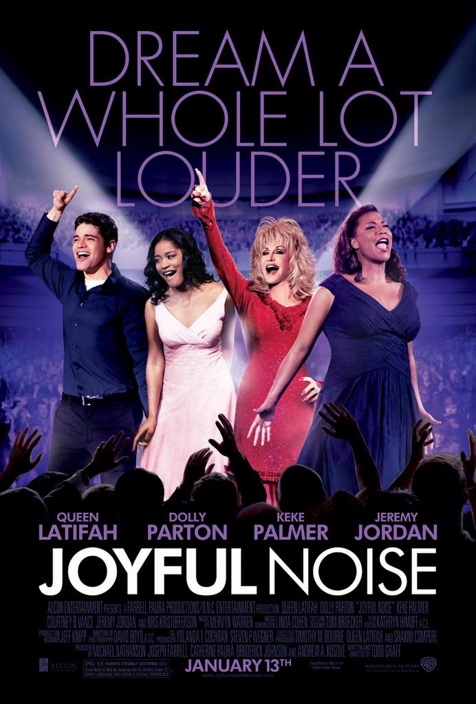 affiche du film Joyful Noise