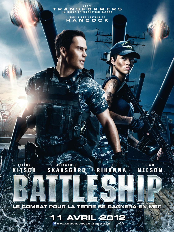 affiche du film Battleship