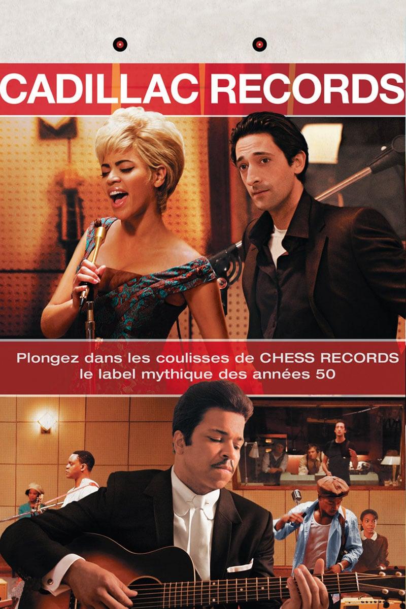 affiche du film Cadillac Records