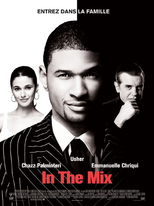 affiche du film In The Mix