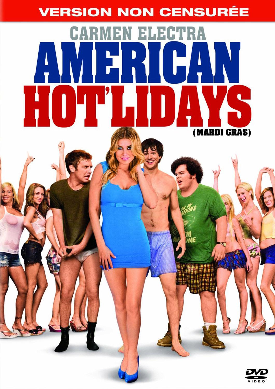 affiche du film American Hot'lidays (Mardi Gras)