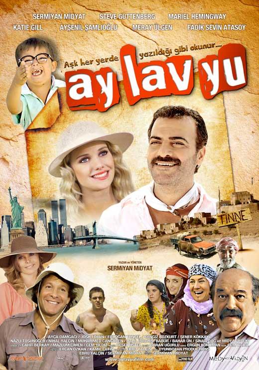 affiche du film Ay lav yu