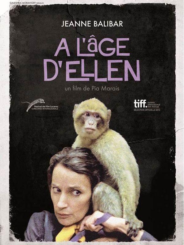 affiche du film A l'âge d'Ellen