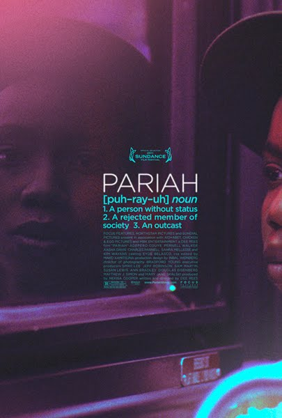 affiche du film Pariah