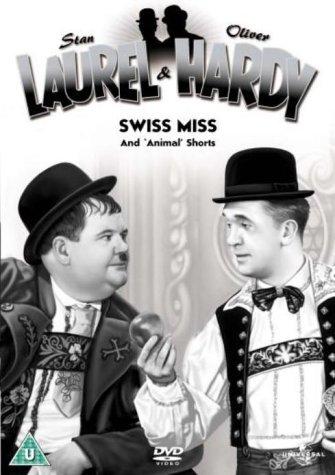 affiche du film Laurel et Hardy: Les Montagnards sont là