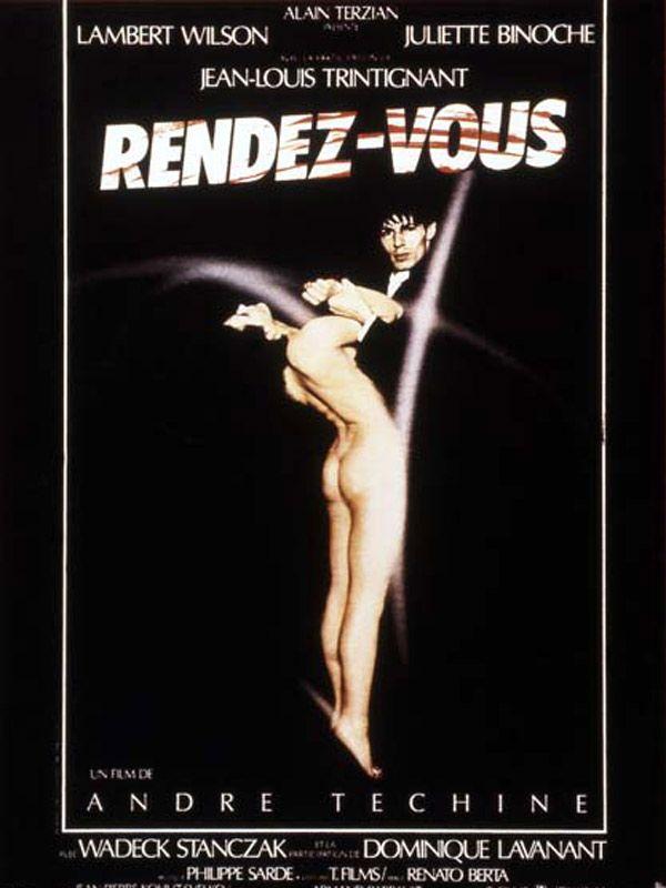 affiche du film Rendez-vous (1985)