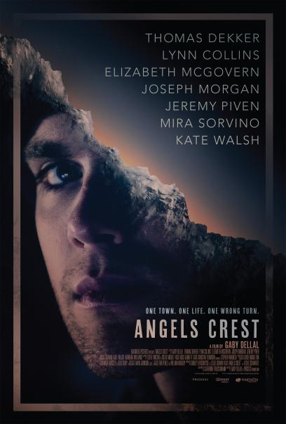 affiche du film Angels Crest