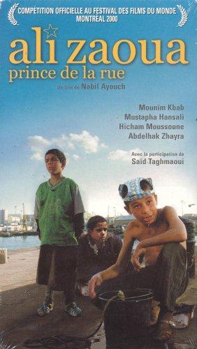 affiche du film Ali Zaoua, prince de la rue