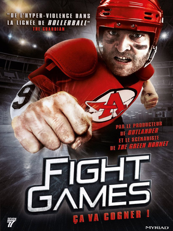 affiche du film Fight Games