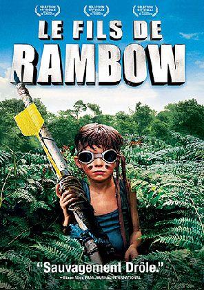 affiche du film Le fils de Rambow