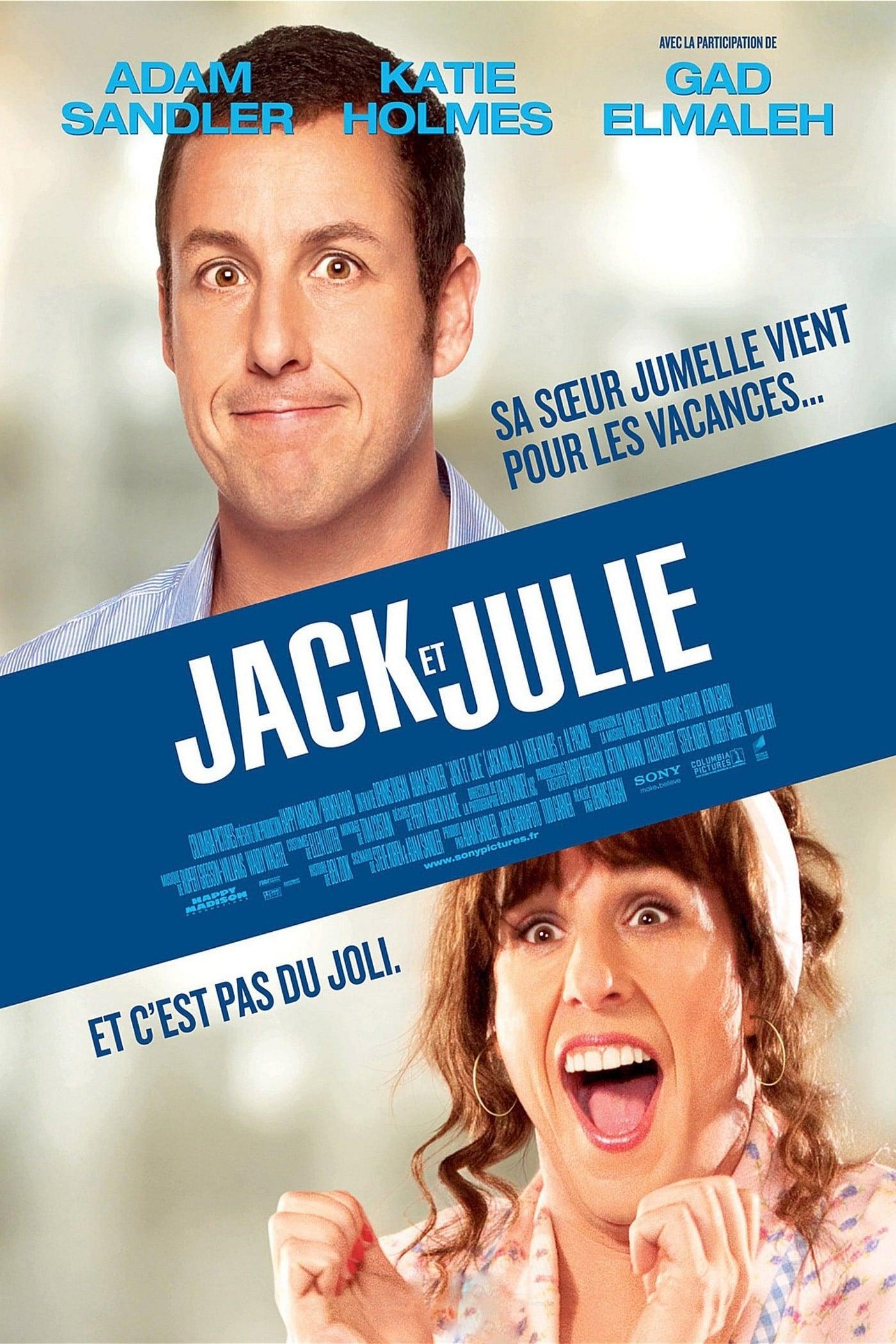 affiche du film Jack et Julie
