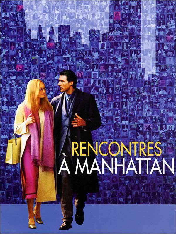 affiche du film Rencontres à Manhattan