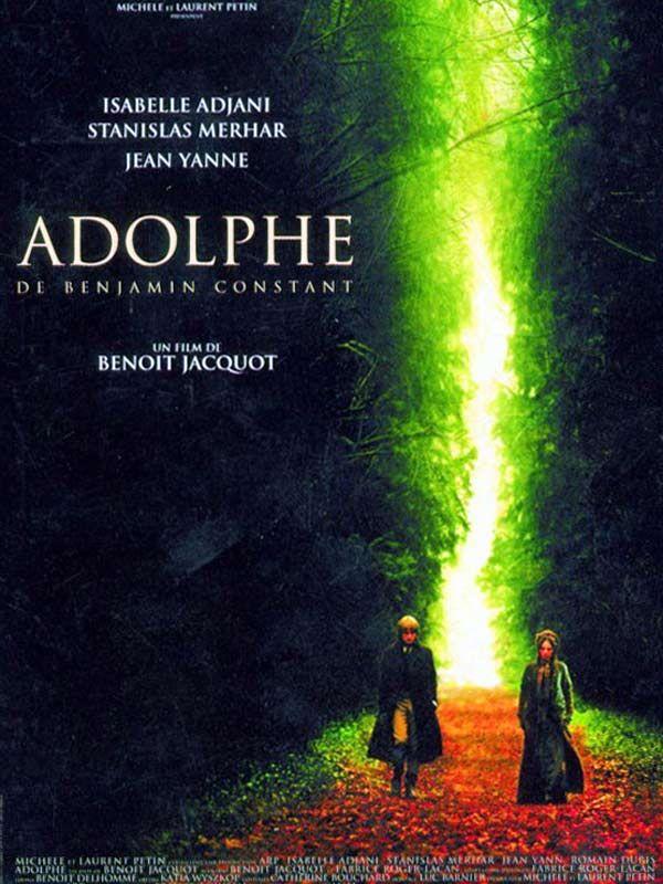 affiche du film Adolphe