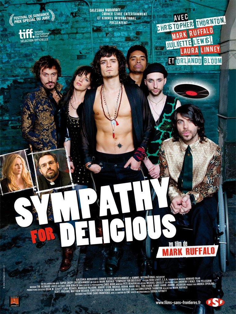 affiche du film Sympathy for Delicious