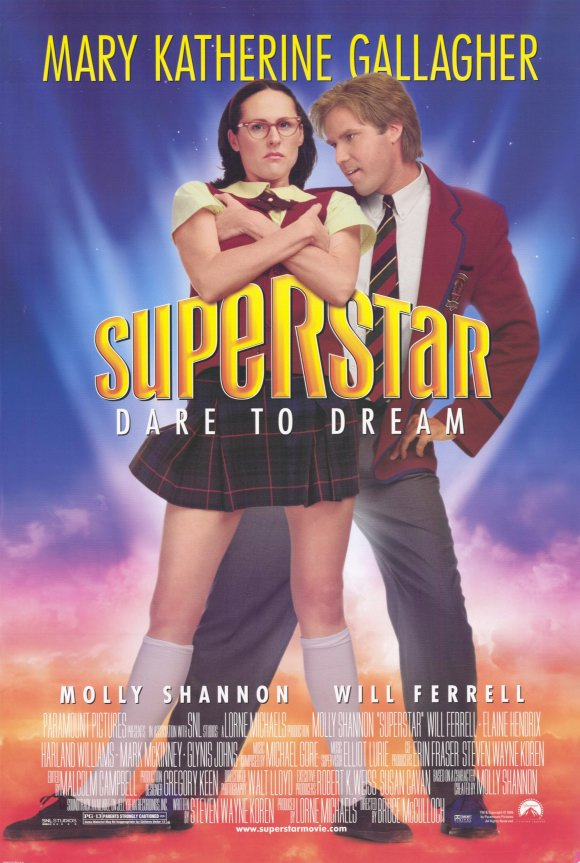 affiche du film Superstar (1999)