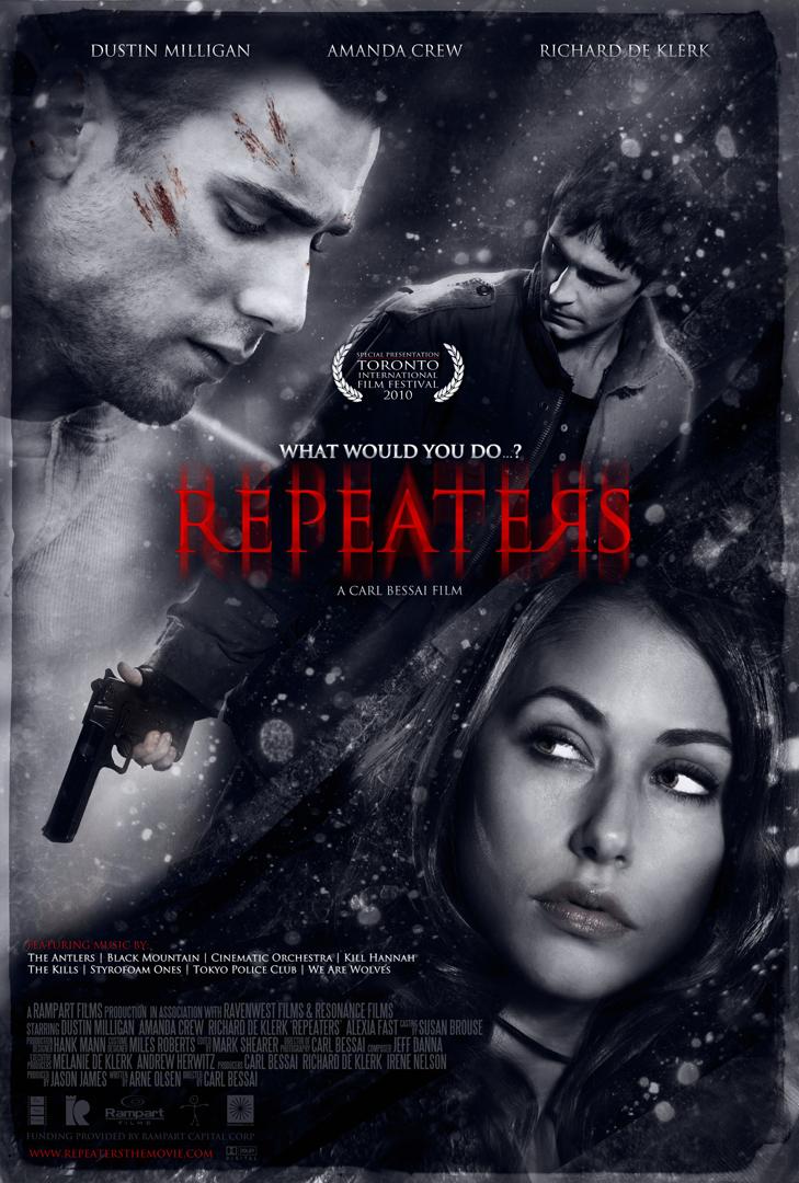 affiche du film Repeaters